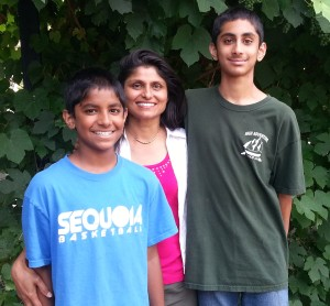 Eagle Scout - Jay Patel, family